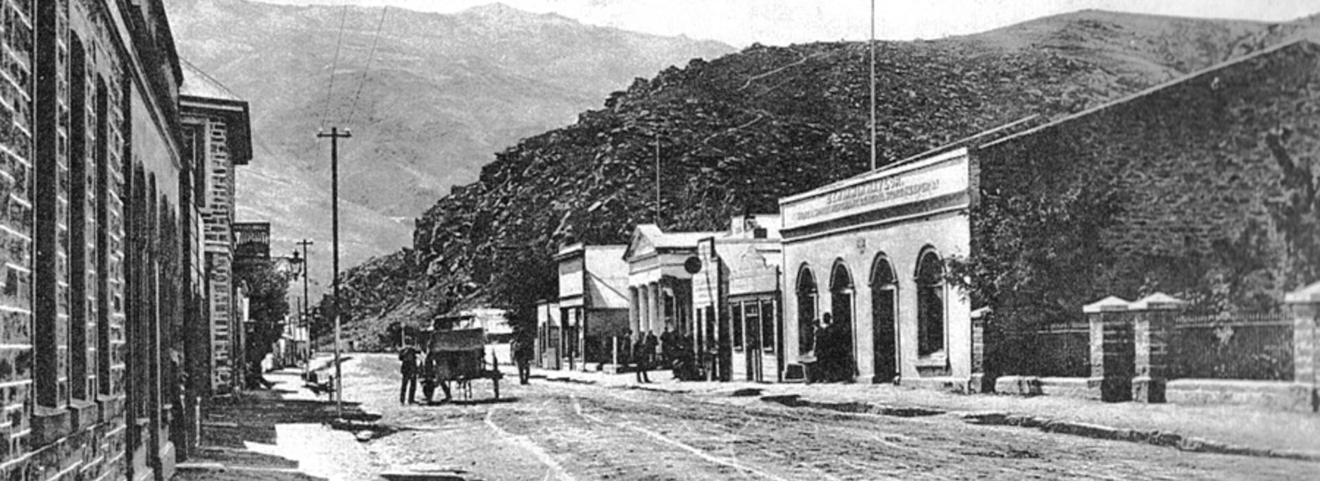 Sunderland Street, Clyde Central Otago