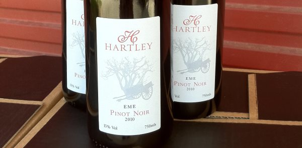 hartley homestead wine